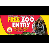 Free Entry to Dalton Zoo over Half Term