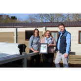 Cofton wins national award for hot tub holidays