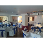 What factors to consider when booking a function room for an event.