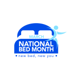 Celebrate National Bed Month with Saymor Furnishers