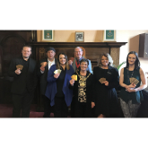 Best of Walsall Fun Gaming Night raises £3,500 for Mayors Charity Appeal and Acorns Childrens Hospice