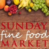 Enjoy some Fine Foods and Wine at this weekends Market.