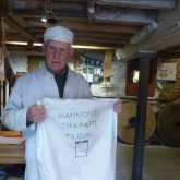 Freshly milled chapatti flour is now available to buy at Mill Green Mill and Museum