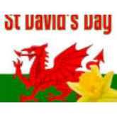 Happy St Davids Day