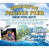 Brighton Palace Pier announces 3 new attractions for Summer 2017