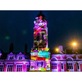 BestOf Eastbourne up in lights for Neon Noel this Christmas