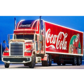 Coca Cola Christmas truck tour: Holidays are coming to Eastbourne!