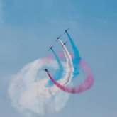 Eastbourne Airbourne Airshow - flying high!