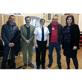 Effects of austerity on vulnerable people in Eastbourne discussed at meeting with Eastbourne MP and police