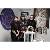 Art gallery opens in the heart of Thomas Gainsborough School
