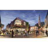 The Touchwood extension plans have been shelved until the early part of 2018