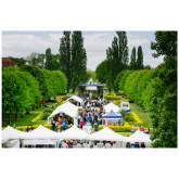 Only 2 months to go until the Welwyn Garden City World Food Festival