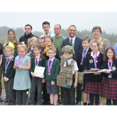 Dartmoor Aspiration Day inspires schoolchildren from across Devon