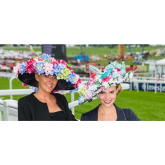 Ladies Day at Epsom Derby – local Milliner @JessicaReaHats to be Style Awards judge