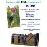 Free Outdoor Leadership Course