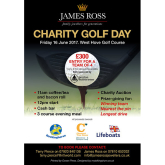 James Ross Jewellers Charity Golf Day June 2017