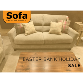 Easter sale at Sofa Factory Outlet near Walsall