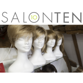 Telford salon hair donations for children's cancer charity
