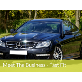 Meet The Business - Fastfit Service Centre
