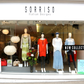 Sorriso Italian Designs Launch Summer Fashion Range