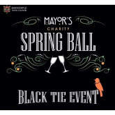 FANTASTIC SUCCESS AT MAYOR'S SPRING BALL