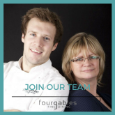 @FourGablesFood are looking to expand their team!