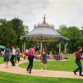 Big Bandstand Events in Cassiobury Park, Watford