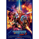 Guardians of the Galaxy Vol. 2 is the fun blockbuster sequel now on at Cineworld Shrewsbury