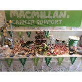 Beechwood Nursery raise over £200 for Macmillan Cancer Support