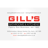 Gill's Bathrooms and Kitchens: 55 years in Welwyn Garden City