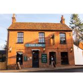 The hunt is on to find Surrey and Hampshire's best pub – The Fox needs your help!