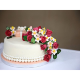 Looking for the perfect celebration cake-maker in Taunton and Bridgwater? Weddings, birthdays, all occasions catered for.