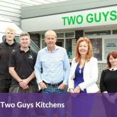 Meet The Business - Two Guys Kitchens