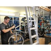 Basic bike maintenance tips for Telford cyclists
