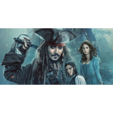Best Pirates of the Caribbean yet is now showing at Shrewsbury Cineworld