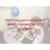 CMHT Solicitors take part in Alzheimer's Society Cupcake Day 2017