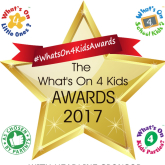 Fidgets Soft Play Centre nominated for 2 awards!