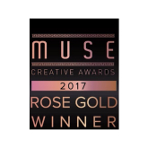 Success at the 2017 Muse Creative Awards