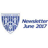 Eynesbury Rovers News - Youth Team Update June 2017