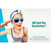 WIN A 'GET SUMMER READY' PACKAGE WITH THE GUERNSEY SKIN & BEAUTY CENTRE