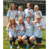 Mid Devon teams win bronze at the South West Youth Games