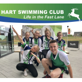 Hart SC Channel Challenge Charity Swim