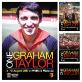 Watford Museum celebrates the one and only Graham Taylor