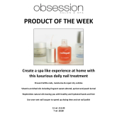 Obsession Product of the Week