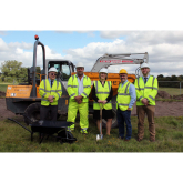 Land secured by Hart for new countryside site