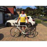 Inspired by daughter #Epsom Dad prepares for 80 mile cycle @Childrens_Trust #MyBrave