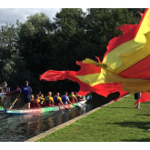 St Neots Charity Dragon Boat Festival 2017