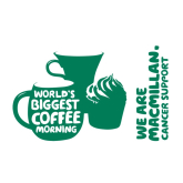 World's biggest coffee morning - Friday 29th September