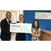 WHN drives 10 years of fundraising for Rossendale Hospice