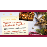 Christmas is coming earlier to Telford